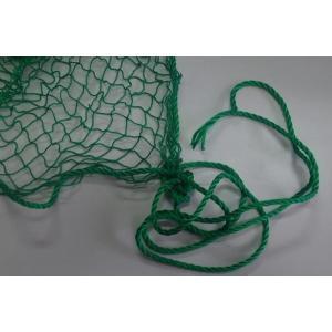 野球ネット 多目的PPグリーンネット 多目的万能練習用ネット 5m×10m グリーンネット 周囲ロープ加工済 PP養生ネット 25mm 養生ネット|e-tool-shopping|02