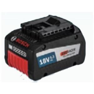 ボッシュ 18V リチウムイオンバッテリー A1863LIBE 6.3Ah 電池 GBA18V63|e-tool-shopping