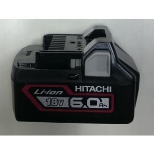 日立工機 電池 BSL1860 18V 大容量 6.0Ah リチウムイオンバッテリー 限定色 スペシャルレッド 6Ah e-tool-shopping