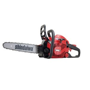 新ダイワ オートチョーク チェンソー E2034S-AC 350H 35cm オールラウンドソー チェーンソー やまびこ|e-tool-shopping