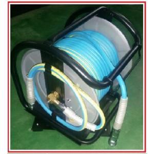 マッハ 高圧用 エアードラム 6.0mm×30m S17D-630TC 釘打機 S17D-630Tの回転台付き!|e-tool-shopping