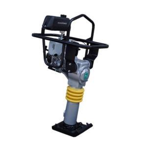 送料無料!(但し、沖縄・離島を除く)明和製作所 タンピングランマー HR-50 転圧機 50kg HR50 ホンダエンジン搭載 RT-50R後継機|e-tool-shopping