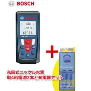 ボッシュ レーザー距離計 GLM7000J3 ピタゴラス機能付  充電池単四4形2本、充電器付   BOSCH|e-tool-shopping
