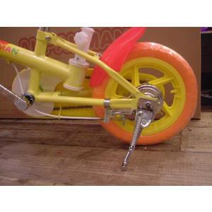幼児車用1本足スタンド 便利な自転車スタンド 昭和インダストリーズ 幼児・子供自転車用 1本スタンド パーツ  駐輪スタンド|e-topone|03