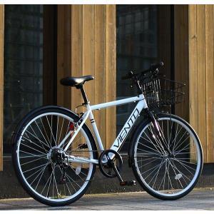 クロスバイク カゴ付き 26インチ 泥除け付き シマノ6段変速ギア シティサイクル おすすめ T-MCA266-43 TOPONEトップワン 自転車|e-topone|06
