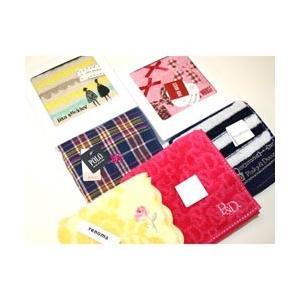 女性・婦人(レディース)用タオルハンカチ ¥540のタオルハンカチ、柄・カラー・ブランドおまかせ  ...