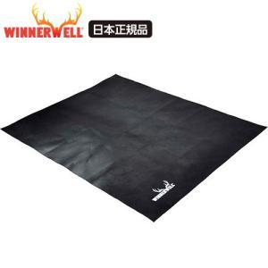 Winnerwell ウィンナーウェル  S/Mサイズ 薪ストーブ専用  防火マット【日本正規品】