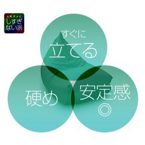 ビーズクッション  「人をダメにしすぎないソファ」 日本製|e-unit|04