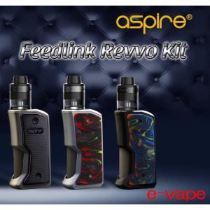 Aspire Feedlink Revvo Squonk Kit アスパイア フィードリンク|e-vapejp