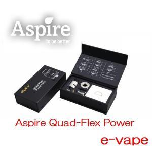 Aspire Quad-Flex Power|e-vapejp