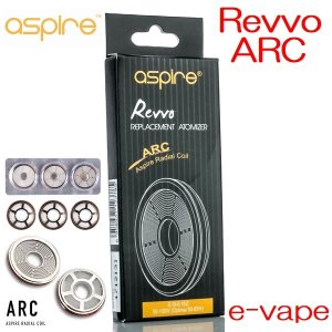 Aspire Revvo Replacement Coil 3個入り ARCコイル