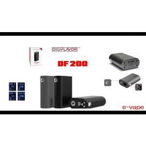 Digiflavor DF 200 TC Box Mod e-vapejp