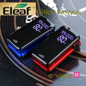 Eleaf iStick Nowos 80W Kit with ELLO Duro 6.5ml|e-vapejp