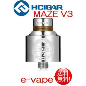 Hcigar MAZE V3 22mm RDA BF対応|e-vapejp