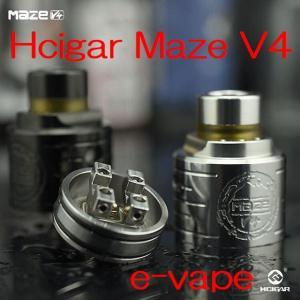 HCIGAR MAZE V4 RDA BF対応 エイチシガー・メイズV4 BF|e-vapejp