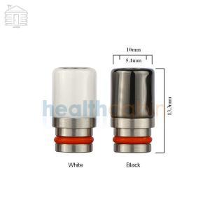 ドリップチップHeat insulation Zirconia 510 Drip Tip