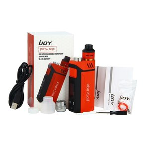 200W IJOY RDTA BOX Full Kit|e-vapejp