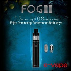 JUSTFOG FOG1 Kit 1500mAh コンプリートセット プルームテック対応|e-vapejp