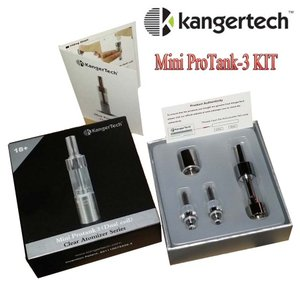Kanger Mini Protank3 giftboxPackage|e-vapejp