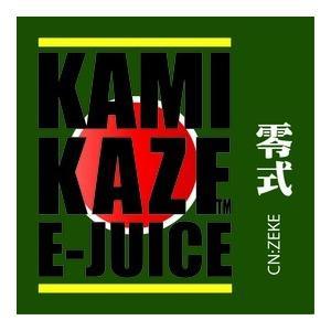 零式 15ml【KAMIKAZE】カミカゼ|e-vapejp