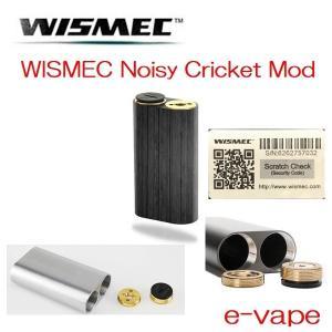 WISMEC Noisy Cricket Mod ノイジークリケット|e-vapejp