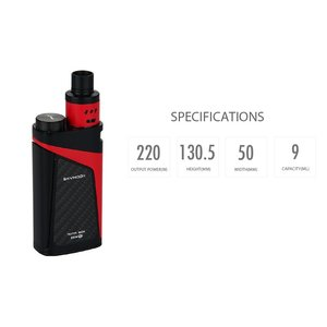 SMOK SKYHOOK RDTA BOX Starter Kit W/O Battery 220W 高出力 送料無料|e-vapejp