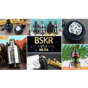 Vandy Vape Berserker V1.5 MTL RTA|e-vapejp