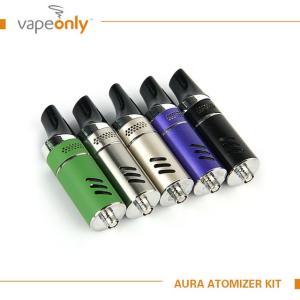 VapeOnly Aura Atomizer 3ml クリアロマイザー|e-vapejp