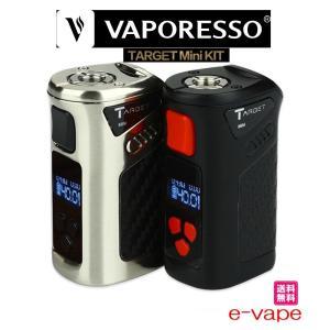 Vaporesso Target Mini Mod ターゲットミニ 小型 送料無料 e-vapejp