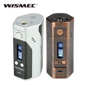 Wismec Reuleaux DNA200 TC MOD ハイエンド|e-vapejp