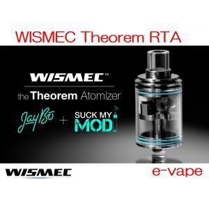 WISMEC Theorem RTA 全国送料無料初めての方にもオススメ|e-vapejp