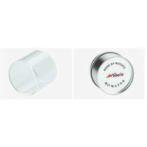 WOTOFO SERPENT Mini リペアガラス 2個セット|e-vapejp