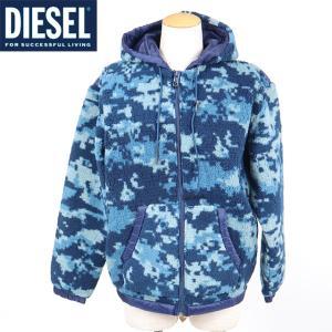 01cc3bc20a88a8 ディーゼル(DIESEL)メンズ Tシャツ 半袖 ブラック系 プリント柄 (サイズ/L)*dm0103