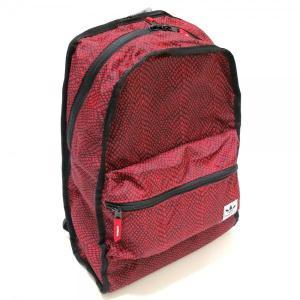 adidas originals REVERSIBLE Backpack(BLACK/RED) / ...