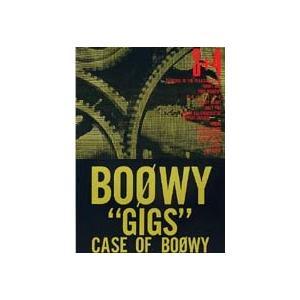 楽譜・バンドスコア BOOWY / CASE OF BOOWY 3+4  ボウイ
