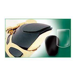 BG(ビージー) マウスピースクッション A11S (マウスピースパッチ) 0.4mm SMALL 透明(スモール) e-yoshiyagakki