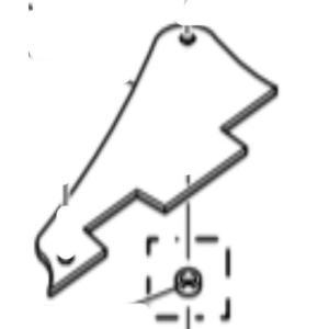 ヤマハ エレキギターパーツ SBG1000/SG1000用/SBG2000/SG2000 ダンパー e-yoshiyagakki