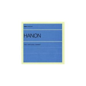 CD ピアノ教則本シリーズ ハノン  EFCD4123/4|e-yoshiyagakki
