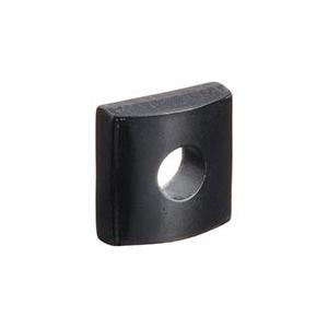 SCUD(スカッド)パーツ トレモロパーツ FR-PB ロックナット用プレッシャーパッド、3P(ブラック)|e-yoshiyagakki