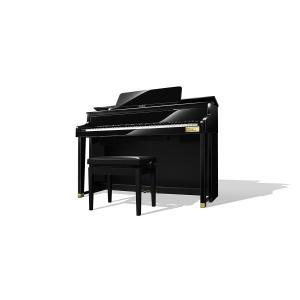 電子ピアノ カシオ セルヴィアーノ グランドハイブリッド ブラックポリッシュ仕上げ GP-510BP 【代引き不可・道内配送・設置無料】|e-yoshiyagakki