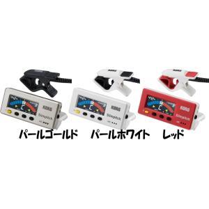 KORG コルグ マイク付きコンパクトチューナー  Slimpitch SLM-1CM|e-yoshiyagakki