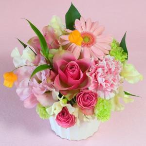 生花アレンジメントの商品画像