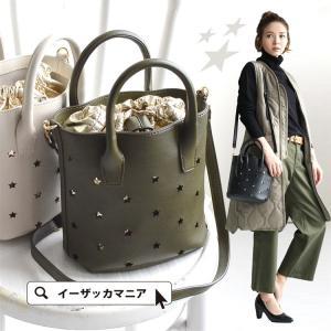 ショルダーバッグ 斜めかけ トートバッグ バケツバッグ 小さめ 巾着 メタリック インナーバッグ付き レディース バッグ 鞄 かばん カバン 斜めがけバッグ|e-zakkamania