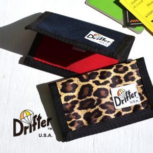 カードケース ユニセックス Drifter ドリフター  コーデュラナイロン