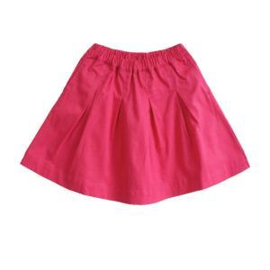 スカート キッズ 女の子 綿100% 100〜130 フレア...