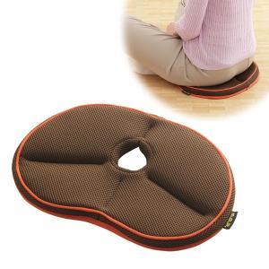 骨盤クッション 腰痛予防 痔対策 勝野式 携帯便利 Gクッション|e-zakkaya