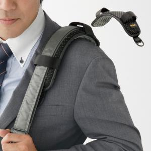 ショルダーベルト パッド ベルト 肩当て 肩ベルト 4層構造ショルダークッション メンズファッション|e-zakkaya
