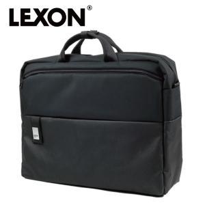 LEXON レクソン 2way ビジネスバッグ ショルダーバッグ スパイ ドキュメント バッグ LN1718