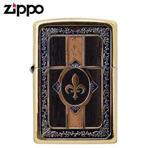 zippo ジッポーライター ユリデザイン WY-BI
