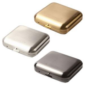 携帯灰皿 名入れ 対応 おしゃれ 日本製 GEAR TOP ギアトップ
